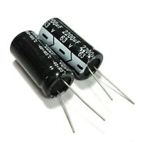 5pcs 63v 2200uf 63volt 2200mfd 105c aluminum electrolytic capacitor 18×35mm