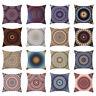 LD_ FT- Boho Mandala Printed Throw Pillow Case Cushion Cover Home Sofa Bed Dec