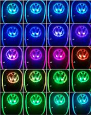 Auto Gear Shift Knob LED Light Multi Color Touch Activated Sensor VW Volkswagen