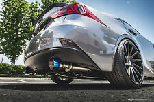 2016-2017 Lexus IS200T iS200t RWD ARK Performance GRiP Catback Exhaust System