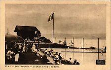 CPA   Evian-les-Bains - Le Chalet du Golf et es Tennis    (352591)