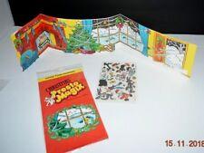 Presto Magix 1982 Rub-down Transfers Looney Tunes Bugs Wile E Coyote Road Runner