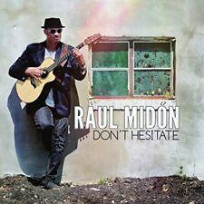 Raul Midón – Don't Hesitate CD