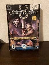 Ultima Online: Age of Shadows (Pc, 2003) Complete, New
