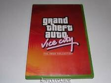 Grand Theft Auto Vice City XBOX Original PAL *Complate Manual and Map*