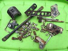 1977 Kawasaki KE250 KE 250 Misc Bolts Parts Lot Vintage AHRMA