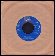 """THE FIRST STREET MARBLE TEAM - SPAIN 7""""EXIT 1969 - HONEY LOVE - PROMO SINGLE 45"""