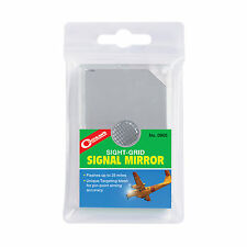 Survival Sight-Grid One-handed Flash / Signal Mirror for Kits