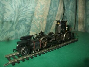 BACHMANN EX SR BLACK N CLASS LOCO CHASSIS ONLY - No.1