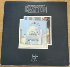 DOUBLE LP LED ZEPPELIN - The Song remains the same SSK 89402 VG/G