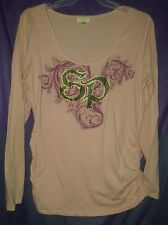 Light Weight Top Pink Size 2X Women by South Pole New no tags