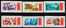 Bulgaria 1969 Sc1785-90 Mi1923-28  6v  mnh  25th anniv.of People's Republic