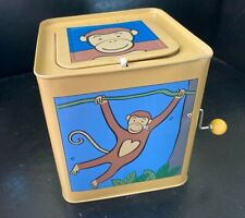 JACK IN THE BOX TOY Monkey Inside © 2004 JACK RABBIT CREATIONS