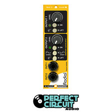 Radial Engineering Workhorse X-Amp 500 Series RE-AMPER - NEW - PERFECT CIRCUIT