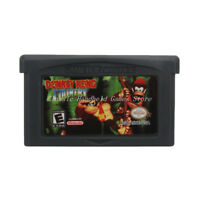 Donkey Kong Country GBA Game Boy Advance Cartridge USA English