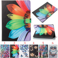 Shockproof Magnetic Flip Cover Stand Wallet Leather Case For iPad/Samsung Tablet
