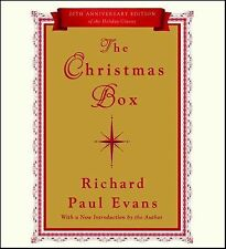 The Christmas Box October, 20th Anniversary Edition read by Richard Thomas CD