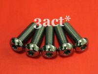 M8 x 25mm T40 - 1.25 Pitch Titanium / Ti Disc Brake Rotor Bolts 5pcs - KTM