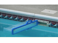 Skim-Eeze Swimming Pool Surface Cleaner for Aboveground & Inground Pools