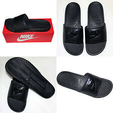 7cfb4637fe0d Nike Flip Flops BENASSI JDI Slide Pool Slippers Beach Slider Causal Sandals