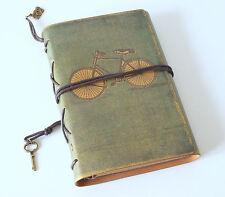 Cuir journal de voyage vintage style notebook album souvenirs album photo