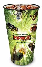 Lego: Ninjago Movie Theater Exclusive 44 oz Plastic Cup