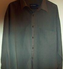Men's Gazman long-sleeve shirt Size L, rayon/polyester