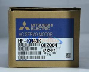 1PC Mitsubishi HF-KN43K servo motor NEW