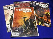 PLANET OF THE APES #1 SET (BOOM STUDIOS/MRCOMICS/MOVIE/DAWN OF/1215100) SET OF 4
