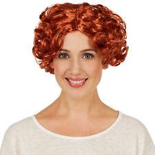 Parrucca de Donna Charleston Anni 20 30 Accessori Adulto Carnevale Halloween