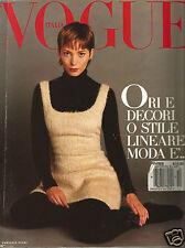 Vogue Italy 1992 Sophia Loren-Lucie de la Falaise-Quentin Crisp-Ingrid Sischy