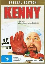 KENNY DVD - Special Edition - 2 x DVD PLUS 1 x CD Soundtrack Region 4