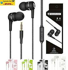 Super Bass In-Ear Kopfhörer Sport Stereo Ohrstöpsel Mikrofonkopfhörer Headset