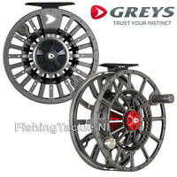 Greys GX1000 Fly Fishing Reel - Large Arbor Rulon Disc Drag Fly Reel 'NEW 2020'