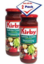 2 Pack - Kirby Sofrito Criollo Cooking Base 12 Oz