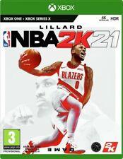 Xbox One-NBA 2K21 /Xbox One GAME NEW
