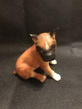 Vintage Lefton's Boxer Figurine Made in Japan 1950's