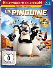DIE PINGUINE AUS MADAGASCAR (Blu-ray Disc) NEU+OVP