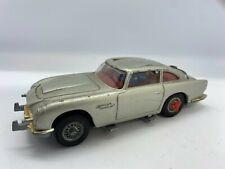 "Corgi 270 ""New"" James Bond 007 Aston Martin DB5 in Silver Original Vintage Car"