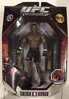 CHEICK KONGO UFC 75 Ultimate Fighting Deluxe Figure Series 1 Jakks 2009