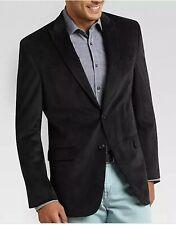 Calvin Klein Black Corduroy Slim Fit Sport Coat Blazer Sz XL