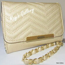 Guess Wallet Handbag Hand Bag Purse phone Case Tote Pouch Card Wristlet Mirror