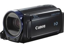 CANON LEGRIA HF R606 CAMCORDER HIGH DEFINITION SDHC CARD DIGITAL HD VIDEO CAMERA