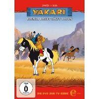 YAKARI - (4) KLEINER DACHS LÄUFT DAVON  DVD NEU