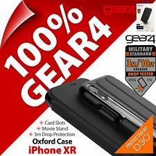 Gear4 Oxford D3O Impact Protection Étui Folio Clapet Support Pour