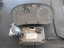 kit centralina motore audi A3 1.8 cc. benzina (cod: 0261204127 bosch)