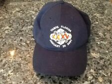 NFL 2001 SUPER-BOWL XXXV HAT BALTIMORE-RAVENS Frito Lay Logo Hologram NEW