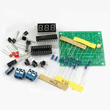 Microcontroller AT89C2051 DS18B20 Temperature Controller LED Alarm 5V DC DIY Kit