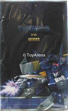 TFC Toys Minos H-01 Hades LioKaiser Combiner Transformers MISB USA Seller