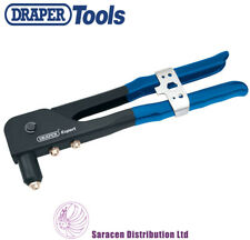 DRAPER EXPERT HAND RIVETER, SUPPLIED WITH 3.2, 4.0 & 4.8mm NOZZLES - 27842